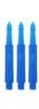 Harrows Clic Standard Short 2ba Dart Shafts - Aqua