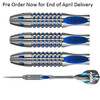 Target Phil Taylor Power 9Five Gen 2 Steel Tip Darts - 26g