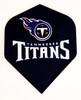 Tennessee Titans Dart Flights, Standard