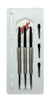 The Silver Surfer Steel Tip Darts by Shot