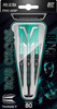 TARGET ROB CROSS VOLTAGE 80 BLACK SOFT TIP DARTS - 18GM