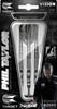 TARGET POWER 8ZERO 4 BLACK TITANIUM STEEL TIP DARTS - PHIL TAYLOR 25g