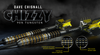 Harrows CHIZZY - Dave Chisnall Steel Tip Darts 22g