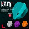 L-style KAMI Champagne Flights - Small Standard  PURPLE