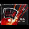 Harrows FIRE INFERNO 18g 90% tungsten -  2ba Soft Tip Darts