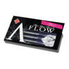 Dynasty A-Flow Fallon 80 - Pink Label Steel Tip Darts - 21g