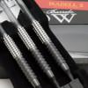 Dynasty A-Flow Isabell 2 (Jesus Noguera) - Black Line Coating  - Soft Tip Darts - 18g
