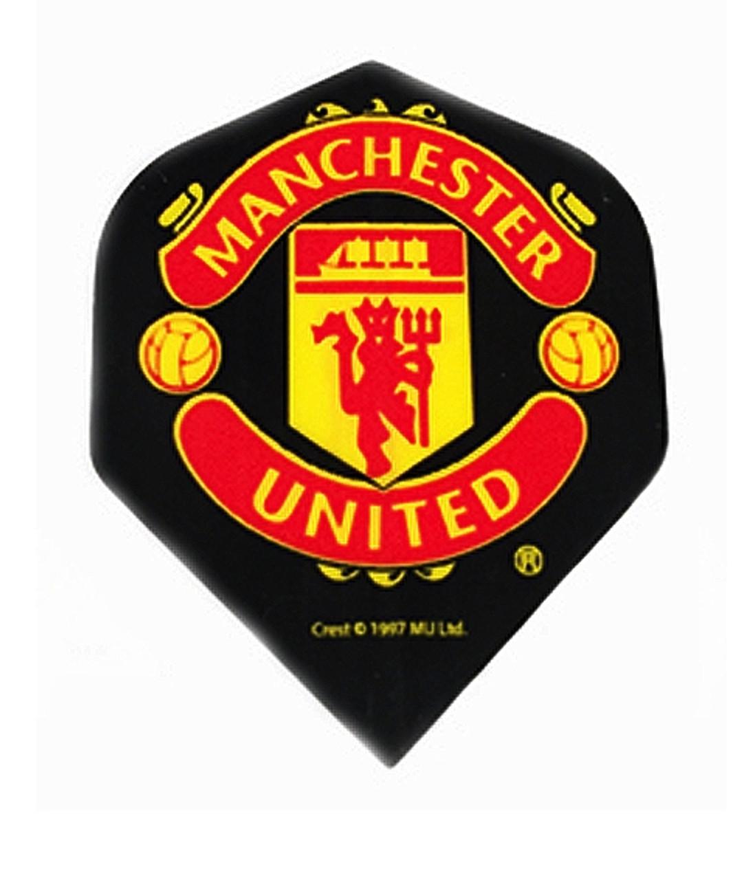 Manchester United Dart Flights Standard Dart Flights