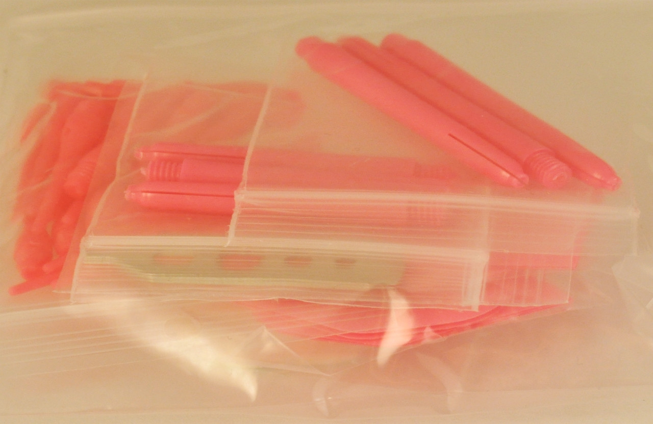 Soft/Steel Pink Breast Cancer Awareness Dart Accessory Package