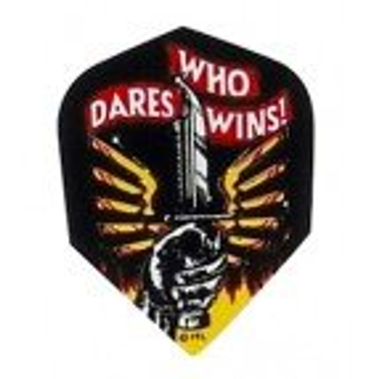 WHO/'S THE DADDY  DART FLIGHTS