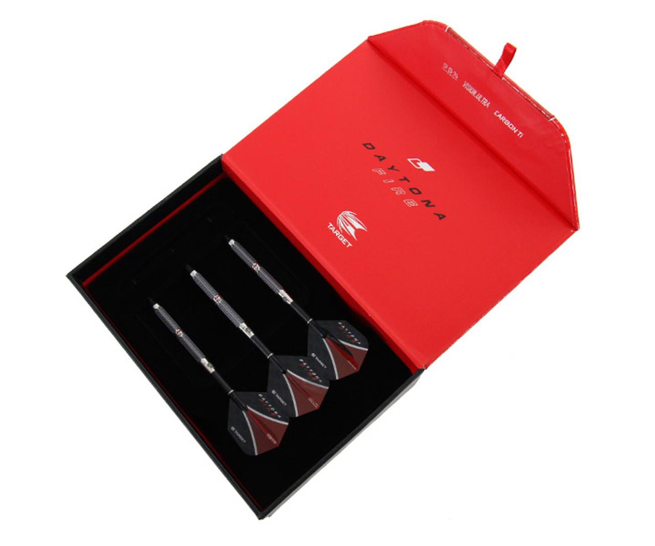 TARGET DAYTONA FIRE DF-11 18 Gram Soft Tip Darts 101875