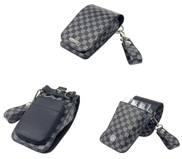 Dynasty / Cameo GARAGE Dart Case - Check Black