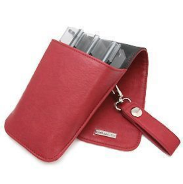 Dynasty / Cameo GARAGE MOVE Dart Case - Red