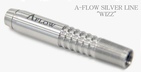 "Dynasty A Flow ""Wizz"" Soft tip darts 80% Tungsten 18g - Silver Line"