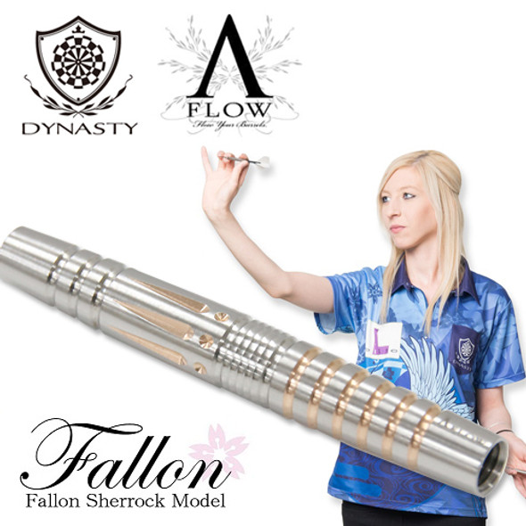 Dynasty Fallon 95% Tungsten 2ba Soft Tip Darts - 20g