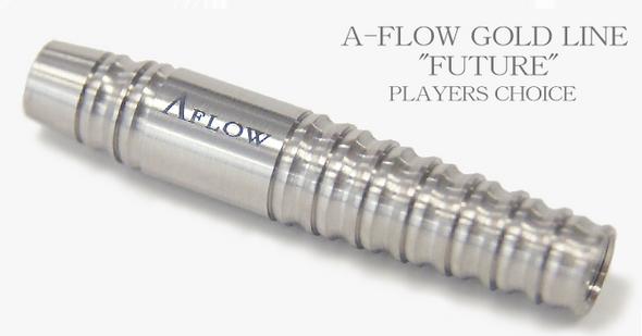 "Dynasty A Flow ""Future"" Soft tip darts 90% Tungsten 17g - Gold Line"