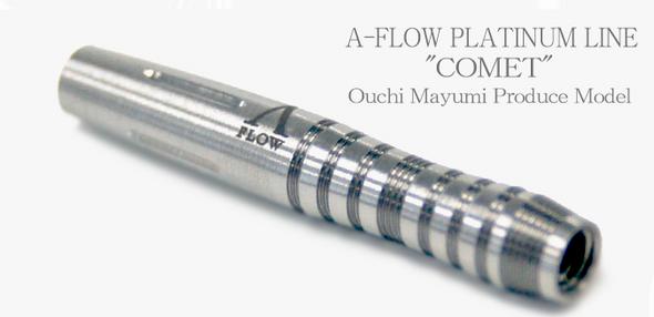 "Dynasty A-Flow ""Comet"" tungsten dart barrels"