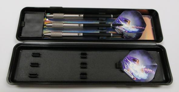 Elkadart MERLIN Steel Tip 80% Tungsten Darts 21g 23-3056-21