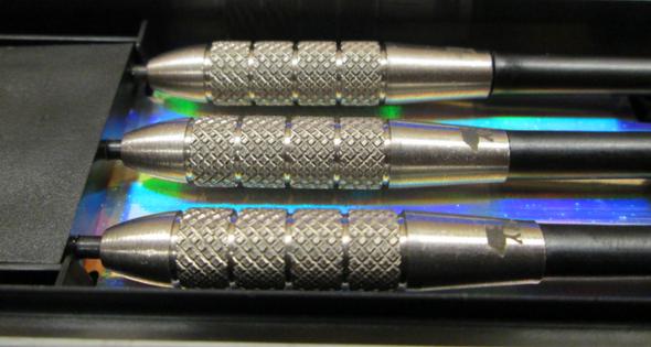 Elkadart RHINO Steel Tip 80% Tungsten Darts 27g 23-3003-27