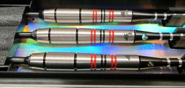Elkadart TORNADO Soft Tip 90% Tungsten Darts 18g 21-2279-18