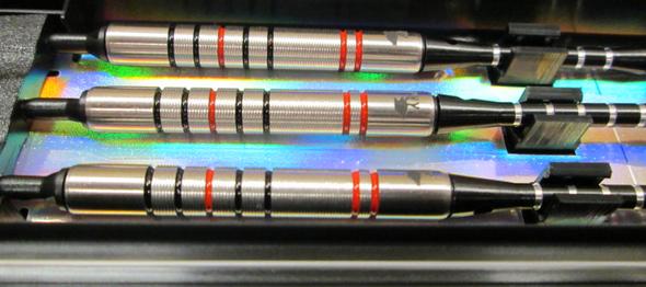 Elkadart TORNADO Soft Tip 90% Tungsten Darts 18g 21-2280-18