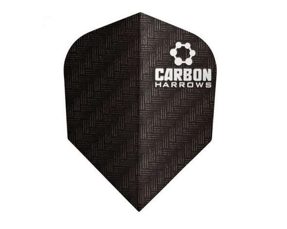 Harrows Carbon Flights - Black