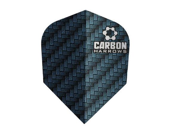 Harrows Carbon Flights - Blue