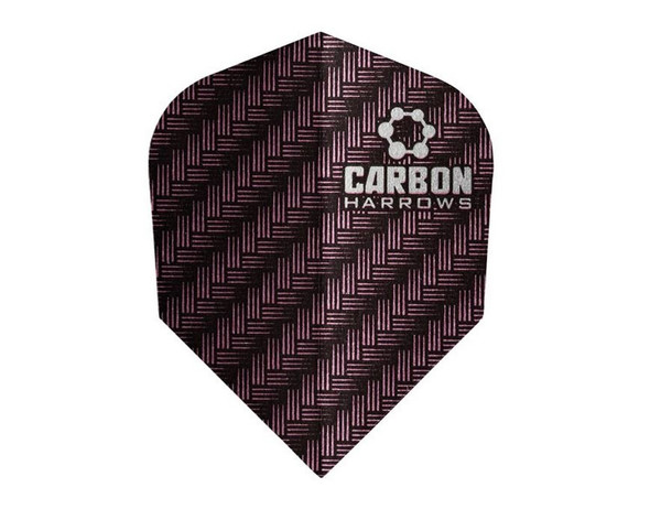 Harrows Carbon Flights - Purple