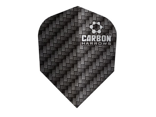 Harrows Carbon Flights - Gray