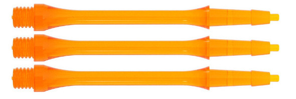 Harrows Clic Slim Medium 2ba Dart Shafts - Orange