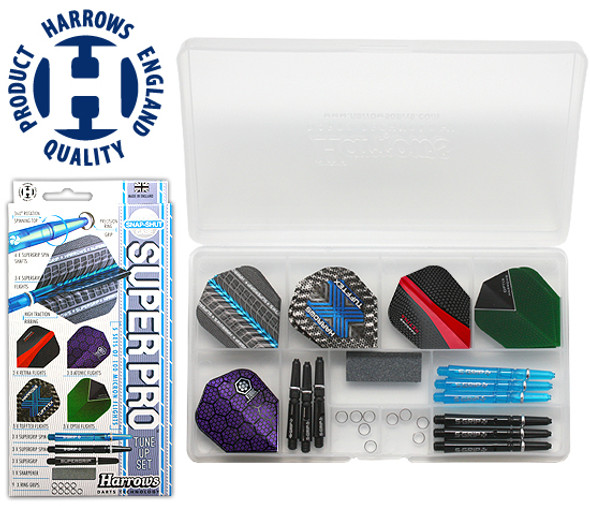 Harrows Super Pro Tune Up Kit - Accessory Pack