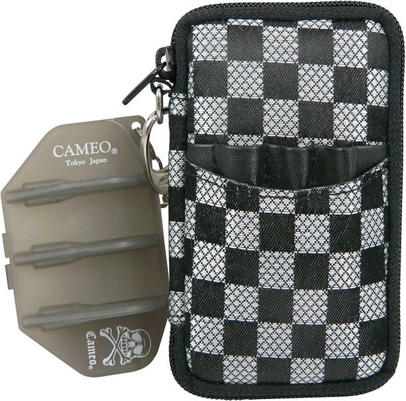 Black and white checkered Colors case from L-Style with an L-Case