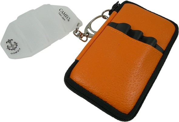 Orange L-Style Colors dart case