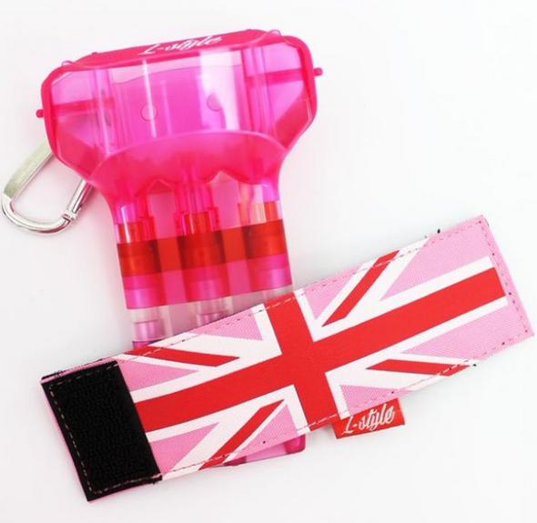 L-Style JACKET for Krystal ONE Case - Pink Britania