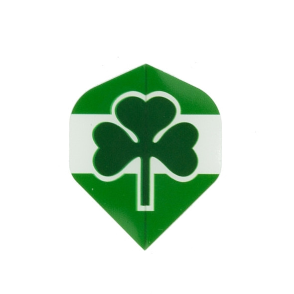 """IRISH CLOVER"" Standard Poly Dart Flights PR515"