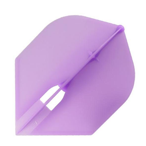 Purple rocket shape L-Flight from L-Style