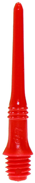 US Lippoint dart tip from L-Style, red