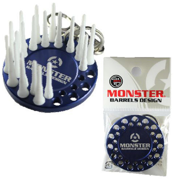 Monster Darts Tip Holder - Red