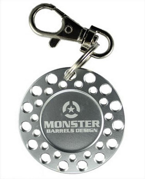Monster Darts Tip Holder - Silver