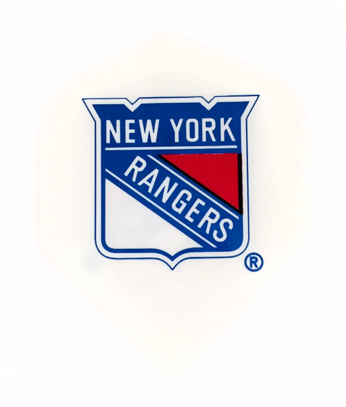 New York Rangers Dart Flights, Standard