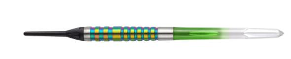 ONE80 Chameleon Saphire 2ba Soft Tip Darts - 18g