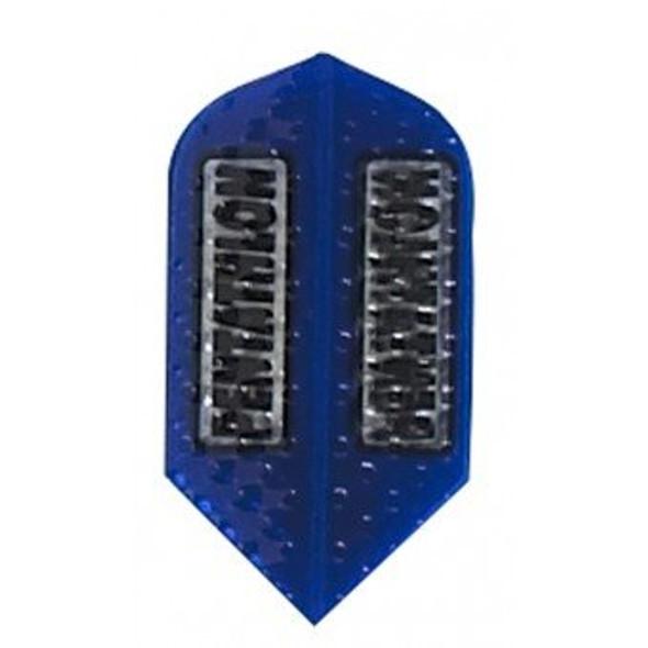 "Pentathlon 2323 ""BLUE EMBOSSED"" SLIM"