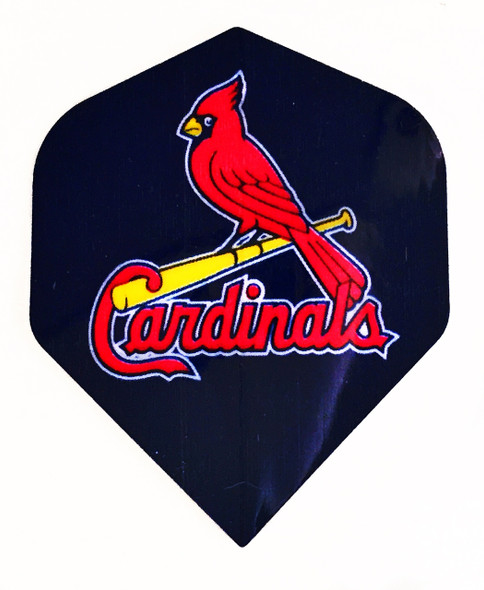 St. Louis Cardinals Dart Flights, Standard