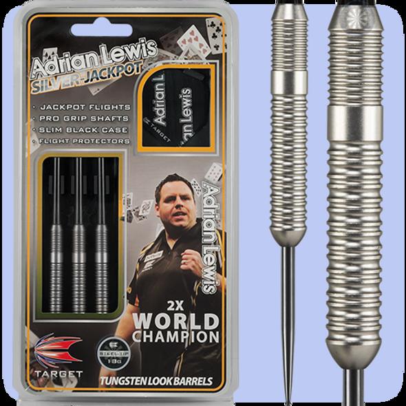 Target Adrian Lewis Brass Steel Tip 20g Darts