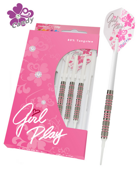 Target Girl Play Candy Soft Tip Darts - 18g