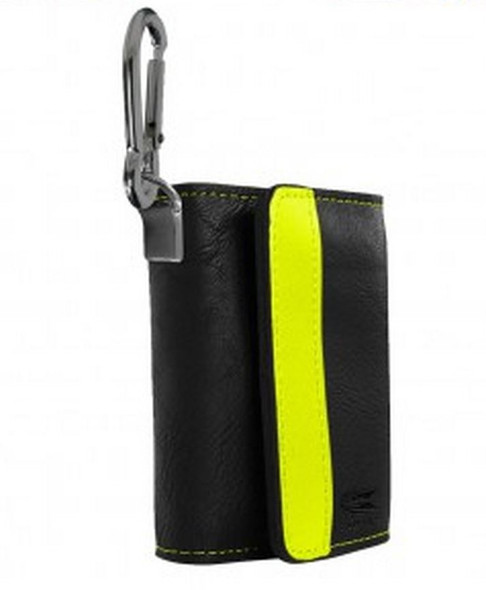 Target Montana Wallet Dart Case - Black/Yellow
