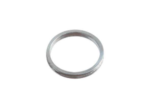 Target Pro Grip Aluminum Shaft Rings  - Silver
