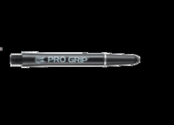 Target Pro Grip Nylon Shafts - Black Intermediate, 2ba