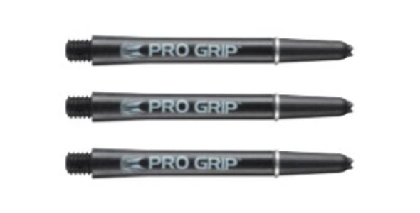 Target Pro Grip Polycarbonate Shafts - Black Intermediate