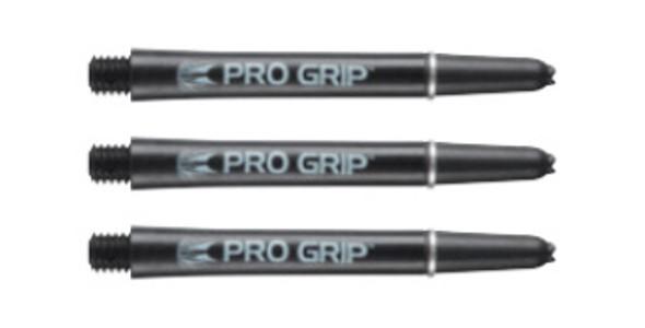 Target Pro Grip Polycarbonate Shafts - Black Medium